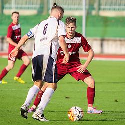 20151011: SLO, Football - 2. SNL, NK Triglav Kranj vs Zarica Kranj