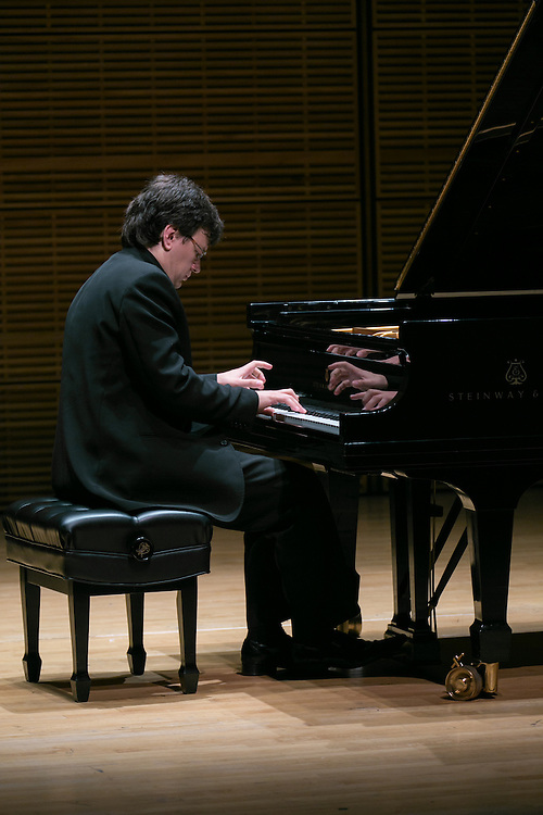 The World Piano Competion presented Alexander Yakovlev, 2012 WPC Gold Medalist,  at Carnegie Hall's Judy and Arthur Zankel Hall in New York on May 11, 2014.