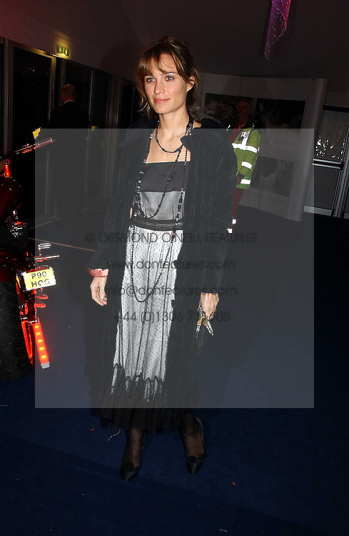 SHEHERAZADE GOLDSMITH at the British Red Cross London Ball held at The Room by The River, 99 Upper Ground, London SE1 on 16th November 2006.<br /><br />NON EXCLUSIVE - WORLD RIGHTS