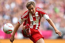 30-04-2011 VOETBAL: BAYERN MUNCHEN - FC SCHALKE 04: MUNCHEN<br /> Philipp Lahm (Bayern #21)<br /> ***NETHERLANDS ONLY***<br /> ©2011- FotoHoogendoorn.nl-nph/ Straubmeier