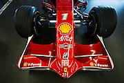 December 3-4, 2016: Ferrari Finali Mondiali, Kimi Raikkonen's F2007 F1 car