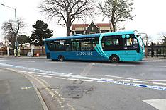 OPA Bus Crushed