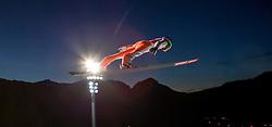 28.12.2015, Schattenbergschanze, Oberstdorf, GER, FIS Weltcup Ski Sprung, Vierschanzentournee, Training, im Bild Anze Lanisek (SLO) // Anze Lanisek of Slovenia// during his Practice Jump for the Four Hills Tournament of FIS Ski Jumping World Cup at the Schattenbergschanze, Oberstdorf, Germany on 2015/12/28. EXPA Pictures © 2015, PhotoCredit: EXPA/ Peter Rinderer