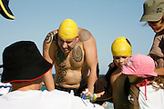 Australia Day Swim 2007 Scarborough Beach West Australia
