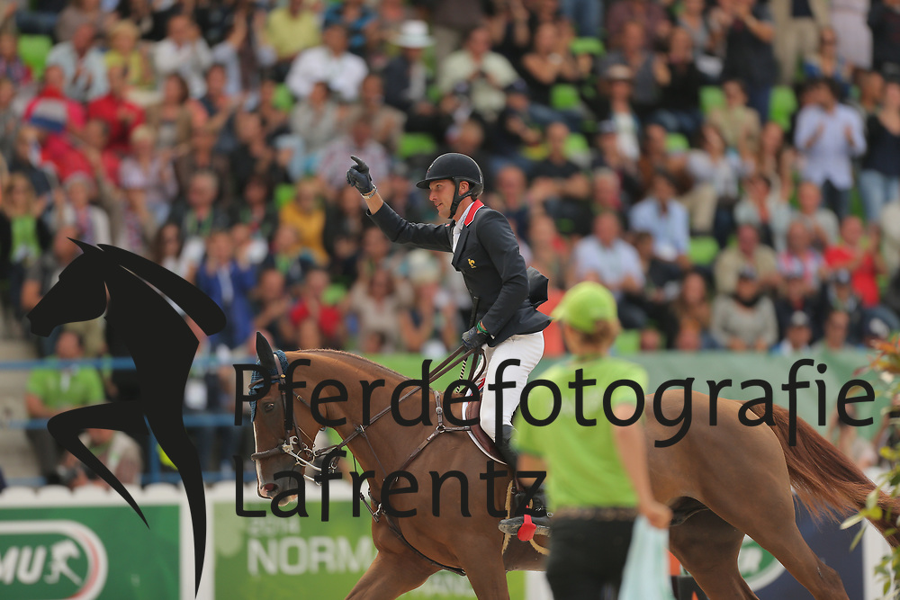 Staut, Kevin, Reveur de Hurtebise HDC<br /> Normandie - WEG 2014<br /> Springen - Finale III<br /> © www.sportfotos-lafrentz.de/ Stefan Lafrentz