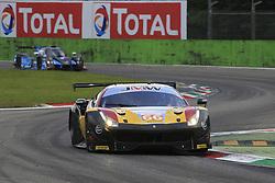 May 13, 2018 - Monza, Italie - 66 JMW MOTORSPORT (GBR) FERRARI F488 GTE GTE LIAM GRIFFIN (GBR) ALEX MACDOWALL (GBR) MIGUEL MOLINA  (Credit Image: © Panoramic via ZUMA Press)