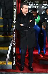 December 12, 2017 - London, Greater London, United Kingdom - Watford manager Marco Silva .during Premier League  match between Crystal Palace and Watford at Selhurst Park Stadium, London,  England 12 Dec 2017. (Credit Image: © Kieran Galvin/NurPhoto via ZUMA Press)