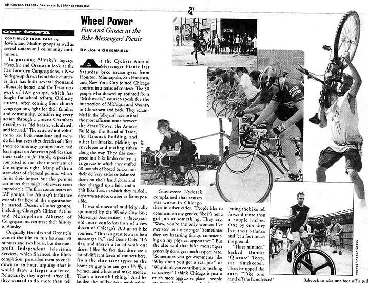 Chicago Reader - 1999