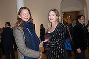 LENA EVSTAFIEVA; PRINCESS MARIA VON THURN UND TAXIS, Panta Rhei. An exhibition of work by Keith Tyson. The Pace Gallery. Burlington Gdns. 6 February 2013.