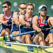 Great Britain at WCIII 2017