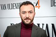 Presentatie De 12 van Oldenheim, een serie van RTL / Videoland.<br /> <br /> Op de foto:  Nasrdin Dchar