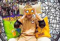Cartoon Network at MCM Comic Con, Excel, London, 29/10/206<br /> ©Stonehouse Photographic