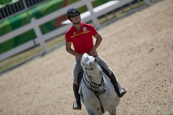 Alvarez Moya Sergio, ESP, Carlo 273<br /> Olympic Games Rio 2016<br /> © Hippo Foto - Dirk Caremans<br /> 13/08/16
