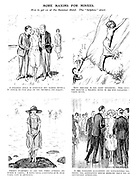 """More Maxims for Minxes. How to get on at the Summer Hotel. The """"helpless"""" stunt."""