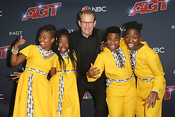 September 17, 2019, Hollywood, CA, USA: 17 September 2019 - Hollywood, California - Ndlovu Youth Choir. ''America's Got Talent'' Season 14 Live Show Red Carpet held at Dolby Theatre. Photo Credit: FSadou/AdMedia (Credit Image: © F Sadou/AdMedia via ZUMA Wire)