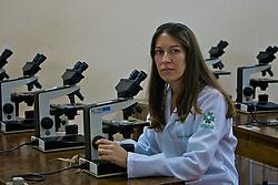 Lucíola Maria Inácio Belfort, é descendente de índígenas e entrou para a faculdade de medicina da UFRGS em 2008 pelo sistema de cotas. FOTO Itamar Aguiar/Preview.com