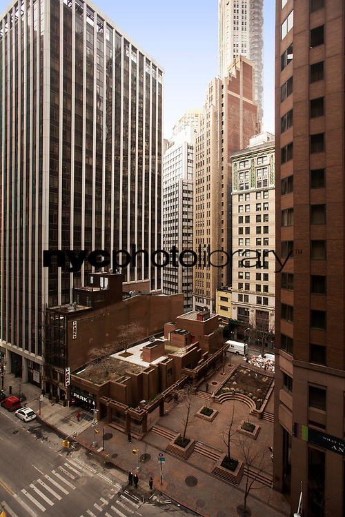 View from 95 Wall Street