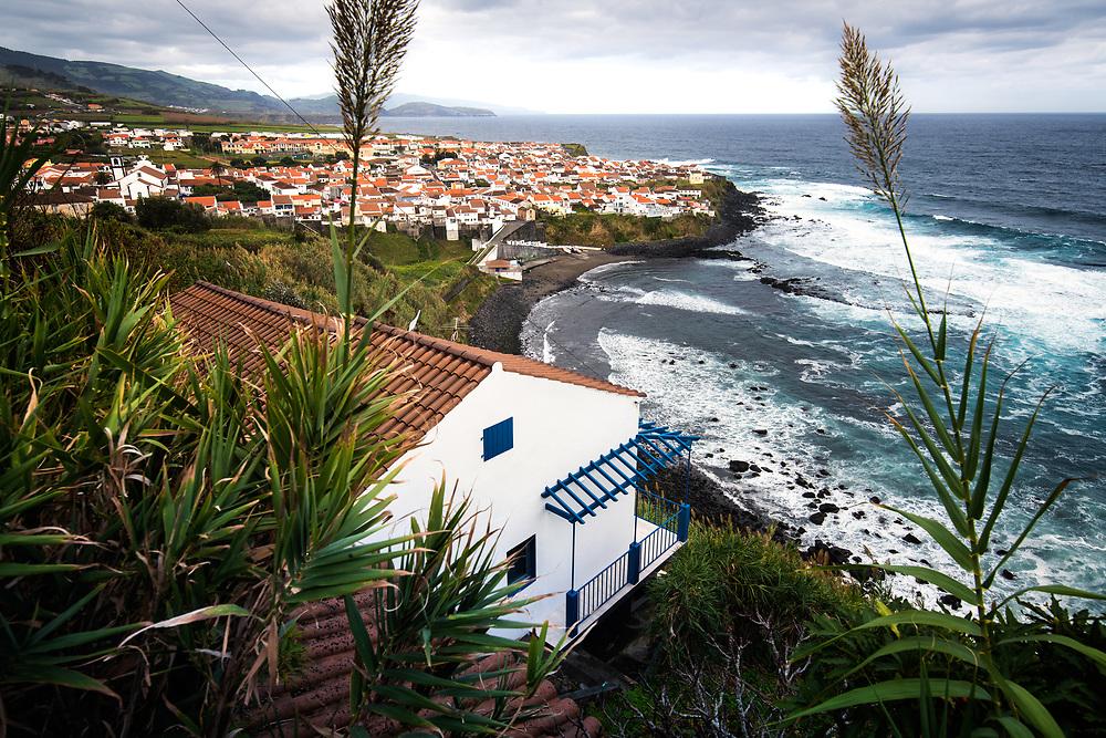 Maia at Sao Miguel Island, Azores