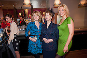 KEIRA KNIGHTLEY; KELLY PRICE; MAUREEN LIPMAN; HANNAH WADDINGHAM; , The Society of London Theatre lunch for all the nominees for the 2010 Laurence Olivier Awards. Haymarket Hotel, 1 Suffolk Place, London, 2 March 2010
