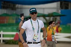 Menezes Eduardo, BRA<br /> Olympic Games Rio 2016<br /> © Hippo Foto - Dirk Caremans<br /> 19/08/16