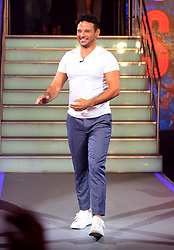 Winner Ryan Thomas during the live final of Celebrity Big Brother at Elstree Studios, Hertfordshire.