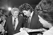 Bob Geldof Receives F.A.O. Medal.<br />