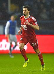 Birmingham City's Jason Lowe