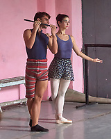 Ballet School in Old Havana. Image taken with a Leica T camera and 18-55 mm lens (ISO 3200, 23 mm, f/5.6, 1/160 sec).