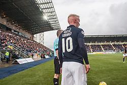 Falkirk's Craig Sibbald. Falkirk 2 v 1 Dunfermline, Scottish Championship game played 15/10/2016, at The Falkirk Stadium.