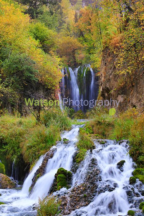 Roughlock Falls_Colors of Autumn