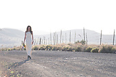 Lucy Silver city New Mexico Bridal Shoot