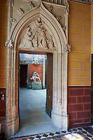 France, Cher (18), Bourges, palais Jacques-Coeur, la chapelle // France, Cher (18), Bourges, Jaques Coeur Palace, the chapel