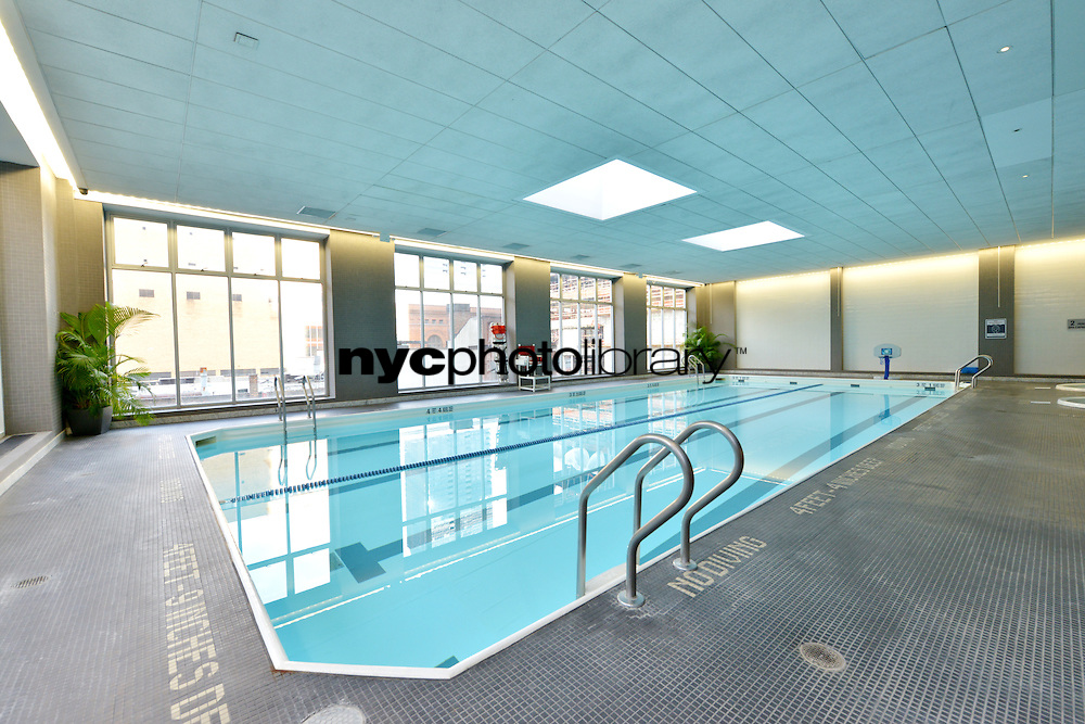 Swimming Pool at 515 East 72nd Street