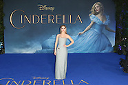 Cinderella - UK film premiere