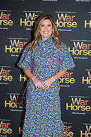 Amber Sherlock at the opening night of War Horse, at the Lyric Theatre, Star City on February 18, 2020 in Sydney, Australia