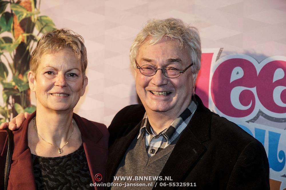 NLD/Amsterdam/20150201 - Premiere Heerlijk duurt het Langst, François Boulange en partner