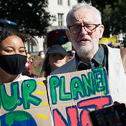 Global Climate Strike, London, UK