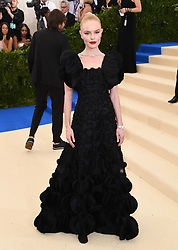 Kate Bosworth attending The Metropolitan Museum of Art Costume Institute Benefit Gala 2017, in New York City, USA. Photo Credit should read: Doug Peters/EMPICS Entertainment.