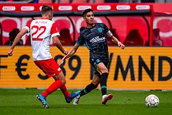 Anas Tahiri of RKC Waalwijk during eredivisie round 03 between FC Utrecht and RKC at Nieuw Galgenwaard stadium on September 27, 2020 in Utrecht, Netherlands