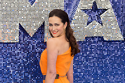 May 20, 2019 - London, England, United Kingdom - Rachel Muldoon arrives for the UK film premiere of 'Rocketman' at Odeon Luxe, Leicester Square on 20 May, 2019 in London, England. (Credit Image: © Wiktor Szymanowicz/NurPhoto via ZUMA Press)