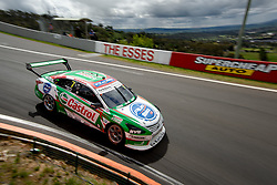 October 7, 2018 - Bathurst, NSW, U.S. - BATHURST, NSW - OCTOBER 07: Andre Heimgartner / Aaren Russell in the Plus Fitness Racing Nissan Altima through The Esses at the Supercheap Auto Bathurst 1000 V8 Supercar Race at Mount Panorama Circuit in Bathurst, Australia on October 07, 2018 (Photo by Speed Media/Icon Sportswire) (Credit Image: © Speed Media/Icon SMI via ZUMA Press)
