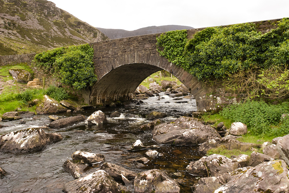 Bridge in Gap of Dunloe, County Kerry, Ireland