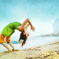 Yoga in Barcelona