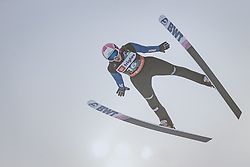 10.12.2020, Planica Nordic Centre, Ratece, SLO, FIS Skiflug Weltmeisterschaft, Planica, Einzelbewerb, Qualifikation, im Bild Cestmir Kozisek (CZE) // Cestmir Kozisek of Czech Republic during the qualification for the men individual competition of FIS Ski Flying World Championship at the Planica Nordic Centre in Ratece, Slovenia on 2020/12/10. EXPA Pictures © 2020, PhotoCredit: EXPA/ JFK