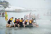 June 8-11, 2017: Canadian Grand Prix. F1 mechanics compete in the F1 raft race