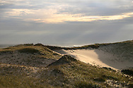 The dunes near High Head in Truro were among Henry David Thoreau's favorite areas on the Cape.