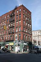 Lafayette Street and Grand Street, New York, USA