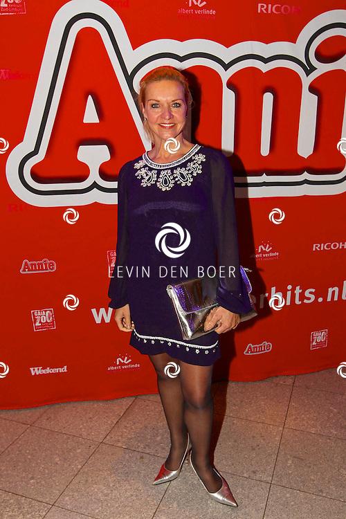 DEN BOSCH - In de Theater aan de Parade is de nieuwe musical van Annie in premiere gegaan. Met op de foto  Mariska van Kolck. FOTO LEVIN DEN BOER - PERSFOTO.NU