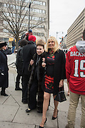 CINDY ADAMS; MARGO CATSIMATIDIS; ( ? ), Public going to the Inauguration of Donald Trump and demonstrators and various entrances,  Washington DC. 20  January 2017