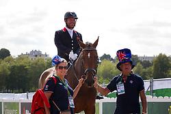 Lee Pearson, (GBR), Zion - Freestyle Grade Ib Para Dressage - Alltech FEI World Equestrian Games™ 2014 - Normandy, France.<br /> © Hippo Foto Team - Leanjo de Koster<br /> 25/06/14